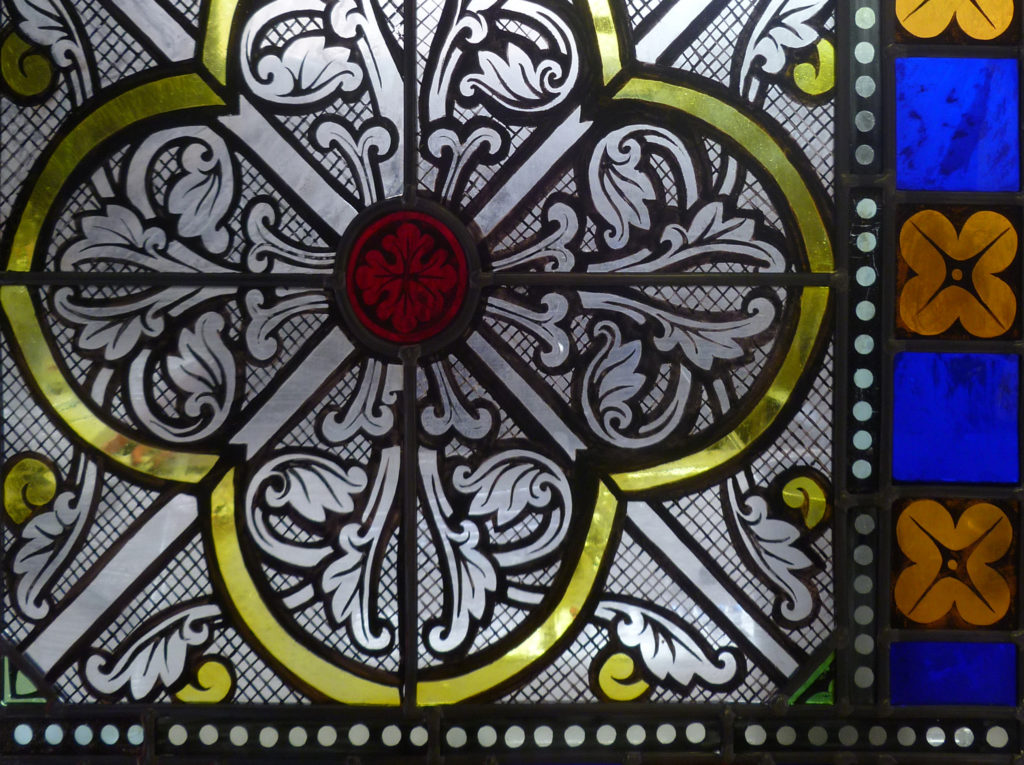 restauration vitrail Armorique Vitrail