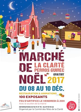 Marché de Noël de La Clarté