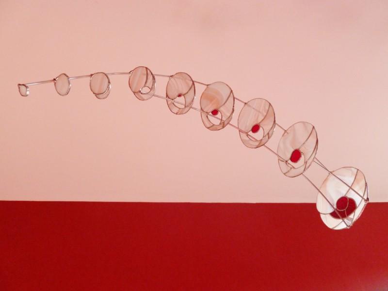 les mobiles suspendre de l 39 atelier armorique vitrail. Black Bedroom Furniture Sets. Home Design Ideas