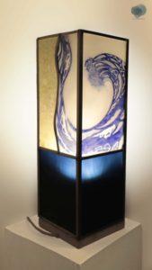 Lampes et lanternes, Armorique Vitrail