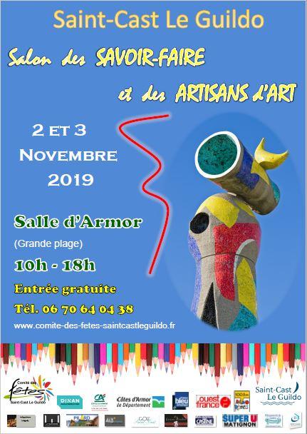 St Cast Le Guildo, Armorique Vitrail