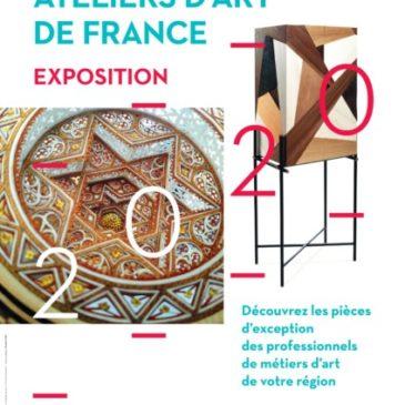 Concours régional ateliers d'art de France