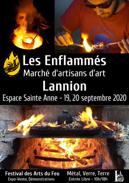 Festival Les enflammés