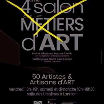 Salon route des métiers d'art